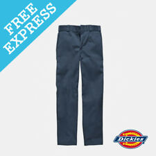 Dickies 873 Slim Straight Fit Work Pant - Dark Navy 30""