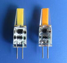 G4 T3 Mini LED Blub COB 1505 DC12~24V Car/Boat Lamp Warm/White Cabinet light