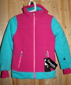 New Spyder Moxie Ski Jacket for girls Size 10