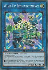 Yu-Gi-Oh: WIND-UP ZENMAINTENANCE - FLOD-EN049 - Super Rare Card