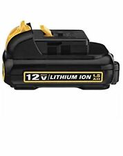 DEWALT DCB120 12-Volt Max Lithium-Ion Battery Pack