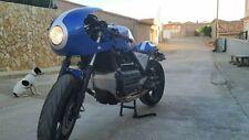 Carenado Bmw K100 bmw K75 cafe Racer con araña para montar y listo