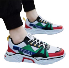 Men's Breathable Athletic Sneakers Sports Running Shoes Casual Trainers Jogging