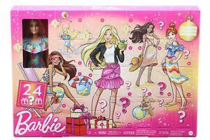 MATTEL® GXD64 Barbie FAB Adventskalender, NEU & OVP
