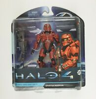 Spartan Warrior Halo 4 Figure | 2012 McFarlane Toys | Series 1 | In Box
