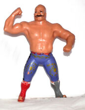LJN Wrestling Superstars Wrestling figure Iron Sheik Variant WWF WWE Hasbro
