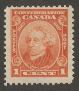 CANADA 1927 #141 60th Anniversary of Confederation - F Unused no Gum