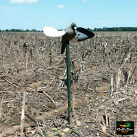 MOJO OUTDOORS WIND DOVE MOTION DECOY SPINNING WING HW7201