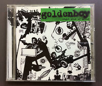GOLDENBOY - Right Kind Of Wrong CD Like NEW 2004 10 Tracks Norwegian Pop Punk