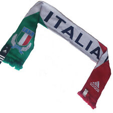 adidas Italy / ITALIA Fir Rugby Supporters Scarf - With Tags