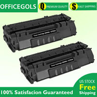 2PK Q5949A 49A Toner Cartridge For HP LaserJet 1320 3390 1160 3392 1320n 1160Le