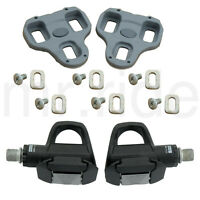 LOOK Keo Flex 2 Road Bike Bicycle Clipless Pedals w/4.5 Degree Float Cleatset