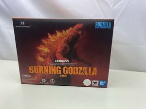 Tamashii Nations - Burning Godzilla SH MonsterArts Collectible Figurine K