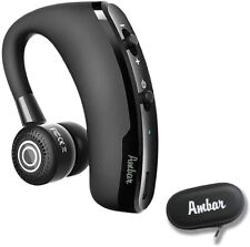 Wireless Bluetooth Earpiece for Cell Phone - Hands Free Headset for Cell Phone