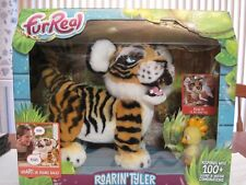 Fur Real Roarin' Tyler The Playful Tiger By Hasbro-New-Factory Sealed