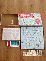Vintage Scrabble For Juniors By Spears Game 1958/59