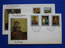 Vatican City (504-508) 1971 Paintings FDCs