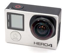 GoPro Hero 4 Negro Edición 4k Acción Videocámara con 1.21mm (7mm) F/2.0