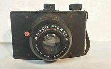 """Ansco Pioneer Camera"" 616 Film Type Binghamton NY Box Camera Vintage 1940's"