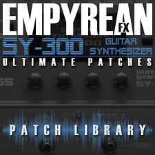 Boss SY-300 Ultimate Patches Guitar Multi-Effects Presets