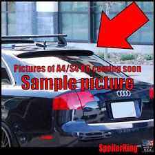 SpoilerKing #380R Rear Window Roof Spoiler (Fits: Audi A4 / S4 B6 2002-2004)