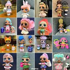 800+ Baby Kids Real Unicorn Queen bee Winter Disco Puzzle toy Girl Barbie doll