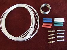 Tonearm wiring kit, 99.99% Pure Silver Litz 30 AWG 5N, 3 Meters