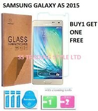 Premium Quality Tempered Glass Screen Protector For SAMSUNG GALAXY A5 SM-A500FU