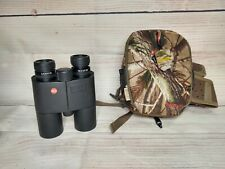 Leica Geovid 10x42 Rangefinder Binoculars w/Badlands ZipNo Case