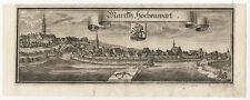 Hohenwart (Pfaffenhofen/Ilm) : Kupferstich von Michael Wening, 1701