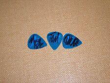 BLINK 182 HAND SIGNED GUITAR PICK SET