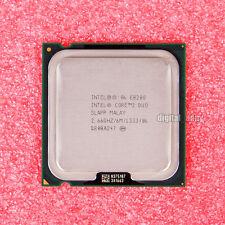 Intel Core 2 Duo E8200 2.66 GHz Dual-Core CPU Processor SLAPP LGA 775