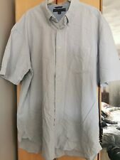 Men's Tommy Hilfiger Short Sleeve Shirt Size XXL VGC