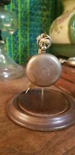 pocket watch Antique sterling silver