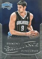 2012-13 Panini Brilliance Basketball #248 Nikola Vucevic RC Orlando Magic