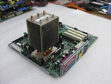 Dell Dimension 8400 0j3492 M/B w/ 512MB RAM, Fan/Heatsink, CPU & I/O Panel