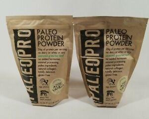 PaleoPro - Paleo Protein Powder Aztec Vanilla 2X 16 oz each FREE SHIP