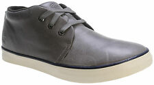 KEEN Leather SANTA CRUZ Chukka SHOES Boots GARGOYLE Grey SNEAKERS Boy MEN sz 7.5