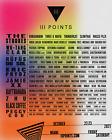 2-DAY GA Ticket 3 III Points Music Festival Wristband Miami 10/22 10/23 2021