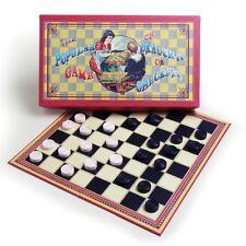 House Of Marbles Retrò Vintage Stile confezione regalo dama / Immersioni GAME