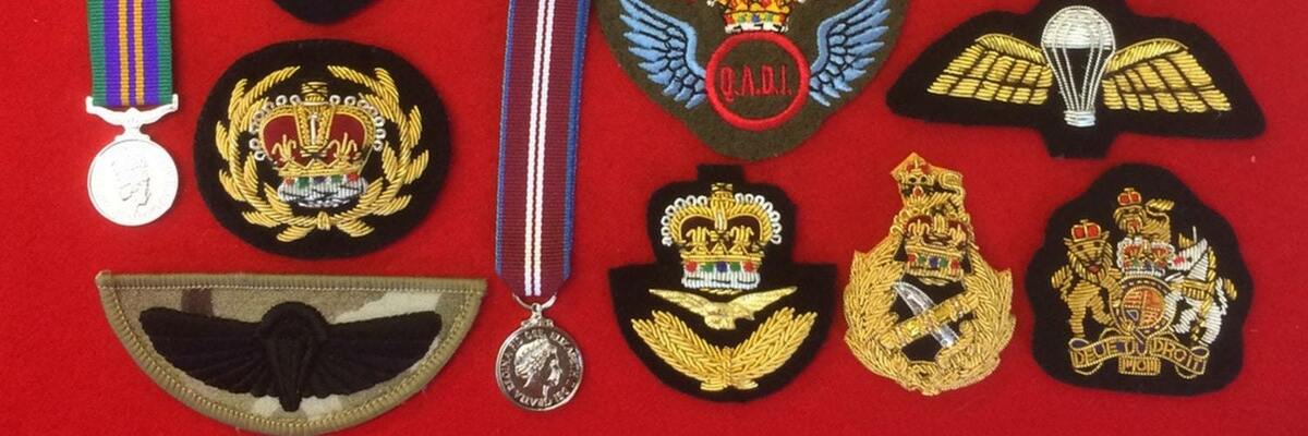 The Military Medal And Badge Shop