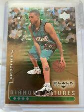 1998-99 Upper Deck Mike Bibby Black Diamond #94 - Quad #24/150 - Rookie