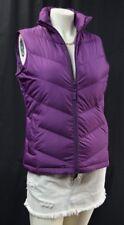 Lands' End women Zip Down 80% Vest Jacket Puffer sleeveless coat NEW Size XS 2-4