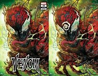 Venom 25 Jonboy Meyers Variant Set Marvel Action Spider-Man 10 Homage Carnage