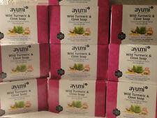 10 AYUURI WILD TUMERIC + CLOVE SOAP ALL SKIN TYPE 1000gm