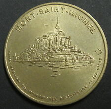 MONNAIE DE PARIS - MONT SAINT MICHEL - 1998
