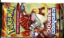 ① 1 BOOSTER CARTES POKEMON Neuf - XY7b - DOUBLE DANGER - GROUDON