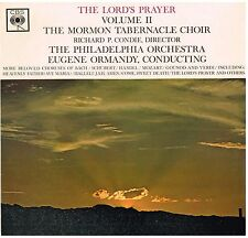 Mormon Tabernacle Choir, Eugene Ormandy: The Lord's Prayer Volume II - LP