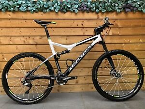 Cannondale Scalpel SI Voll Carbon,Shimano XTR,Lefty Speed,Dampfer Fox Float RP23