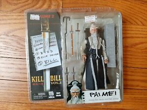 Kill Bill Film Mini Figures NEW UK Seller Fits Major Brand Blocks Horror Figure